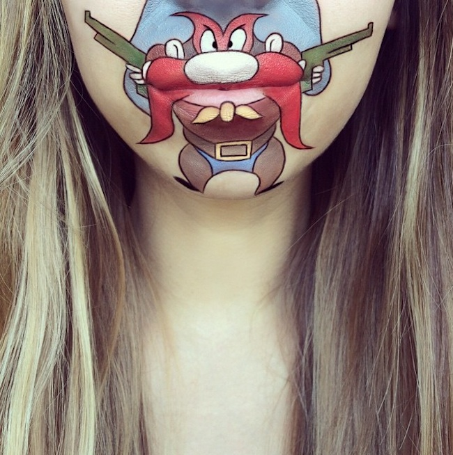 New_Cartoon_Lip_Art_Creations_by_Makeup_Artist_Laura_Jenkinson_2015_06