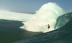 Code Orange in Teahupoo 00