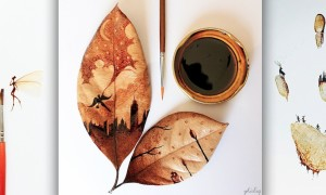 Coffetopia_Adorable_Paintings_Made_With_Coffee_by_Artist_Ghidaq_al_Nizar_2015_header