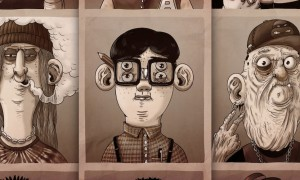 Class_of_Stereotypes_Illustrations_by_Alex_Solis_2015_header