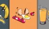 The_Daily_Lives_Of_Foods_And_Drinks_Illustrations_by_flyingmouse365_2015_header