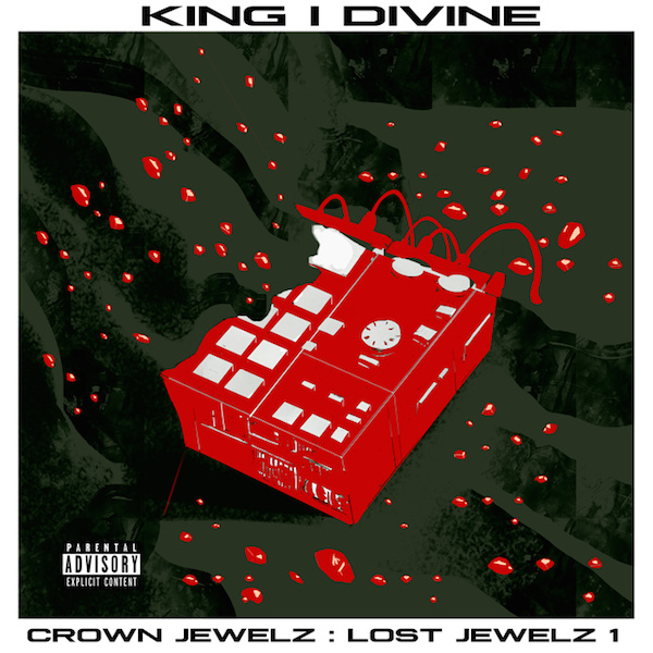king_i_devine_lost_jewelz1_cover