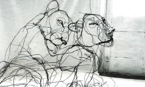 New_Wire_Sculptures_that_Look_Like_Scribbled_Pencil_Drawings_by_David_Oliveira_2015_header