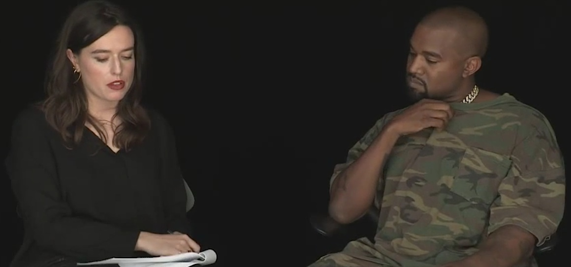 kanye_SHOWstudio_interview