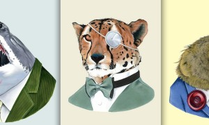 Well_Dressed_Animals_Illustrations_by_Ryan_Berkley_2015_header