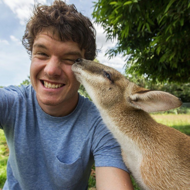 Allan_Dixon_Takes_Brilliant_Selfies_with_All_Kinds_of_Animals_2015_05