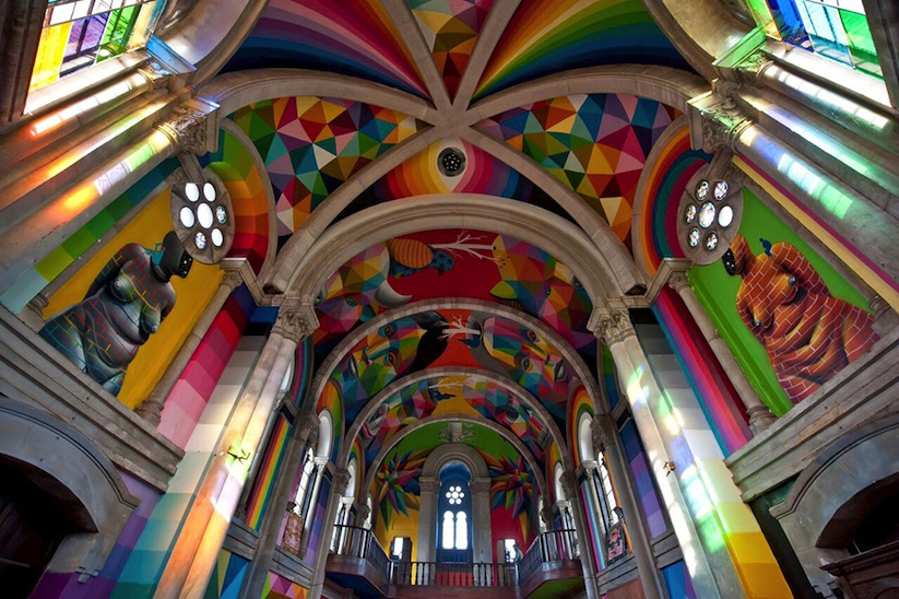 Kaos_Temple_Church_in_Spain_Transformed_into_Skate_Park_Covered_in_Murals_by_Street_Artist_Okuda_2015_01