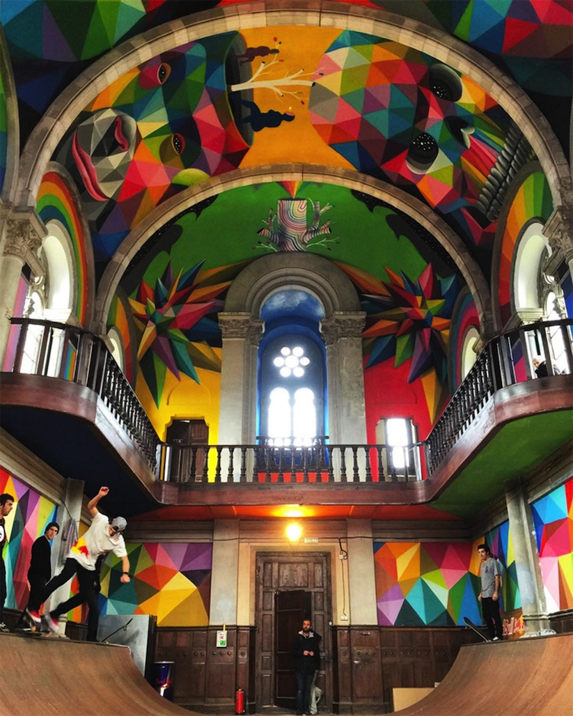 Kaos_Temple_Church_in_Spain_Transformed_into_Skate_Park_Covered_in_Murals_by_Street_Artist_Okuda_2015_07