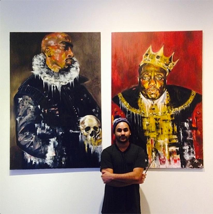 Master_Impressions_Amar_Stewart_Is_Homogenizing_17th_Century_Portraiture_and_Hip_Hop_Royalty_2015_15