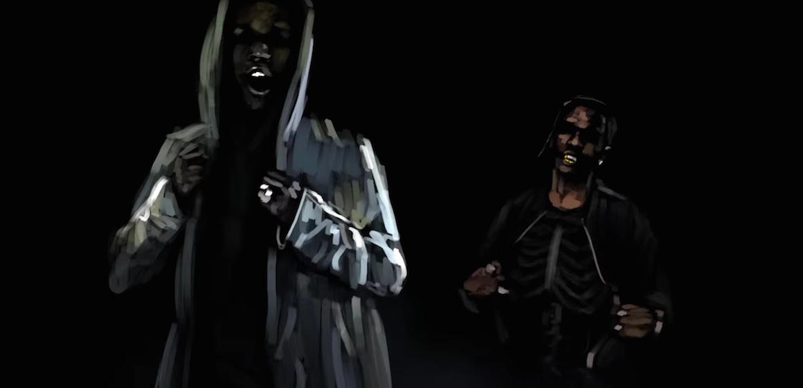 A$AP ROCKY JD VIDEO WHUDAT