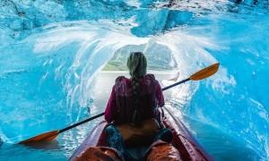 Valdez Glacier kayaking II
