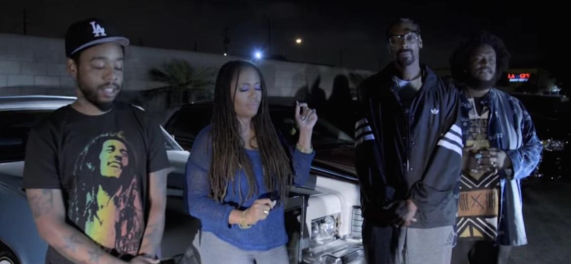 Lalah Hathaway Snoop Dogg Robert Glasper Terrace Martin Ghetto Boy WHUDAT