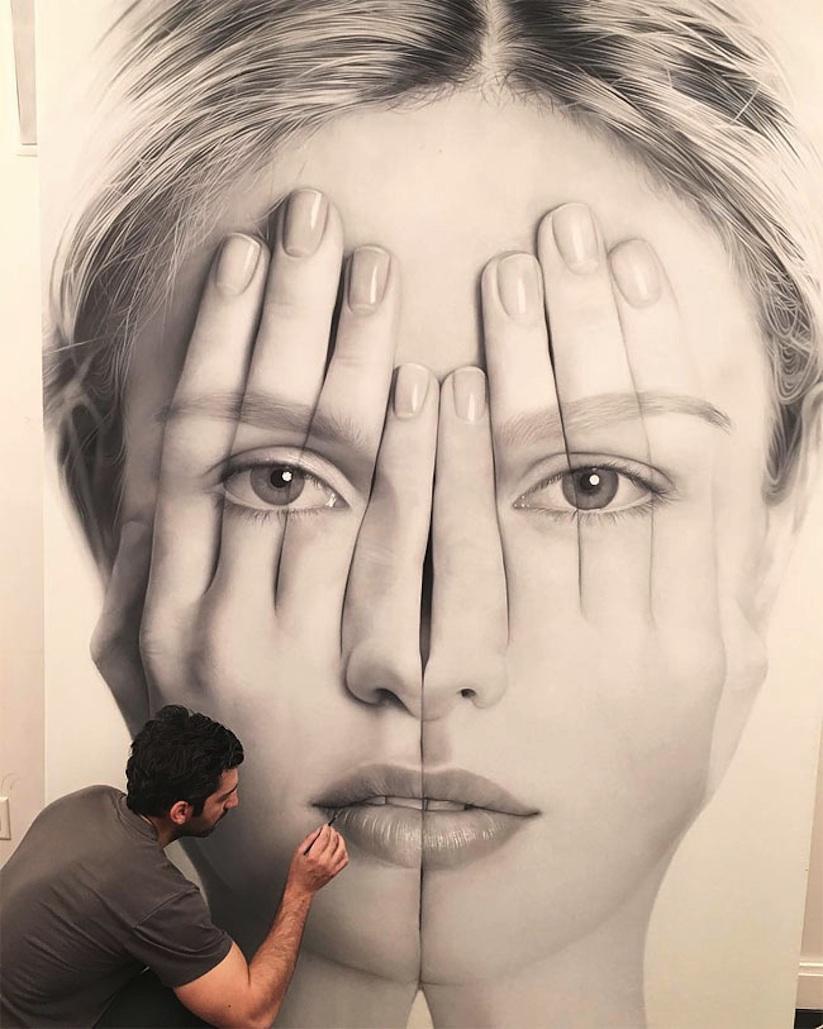 Millenium_New_Hyperrealistic_Double_Exposure_Paintings_by_Tigran_Tsitoghdzyan_2016_11