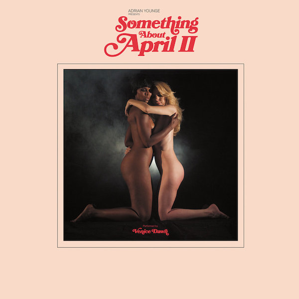 Adrian Younge Something About April II Cover