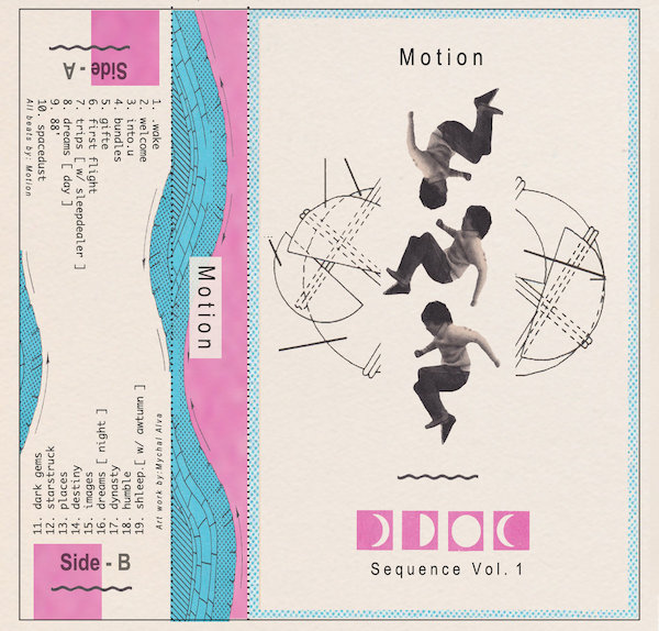 Motion Sequence Vol 1 Cover