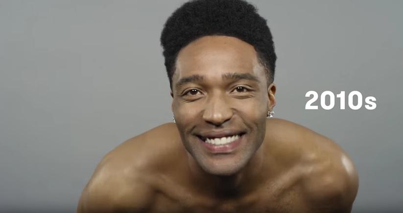 100 Years Of Beauty USA Men 2010