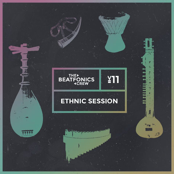 Beatfonics Crew Ethnic Session Cover