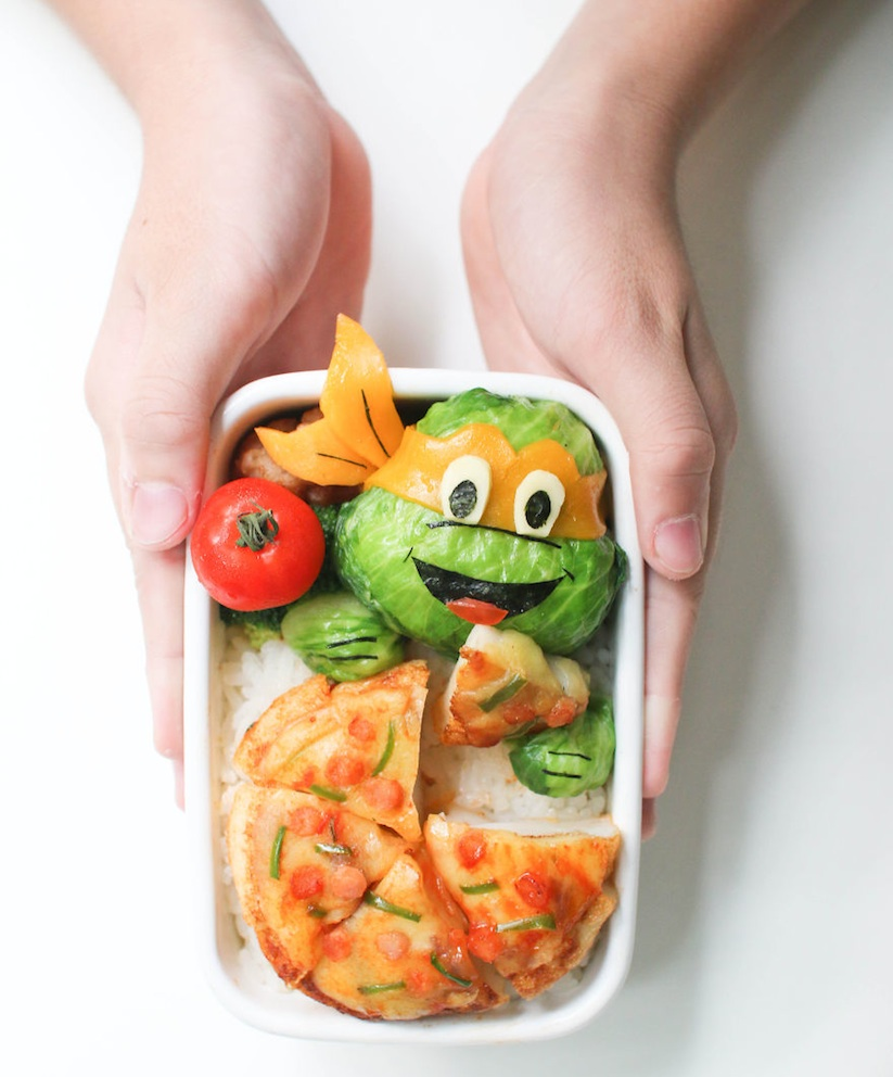 Bento_Monsters_Li_Ming_Lee_Creates_Adorable_Cartoon_Inspired_Food_2016_02