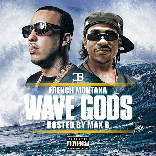 French Montana - Wave Gods Cover