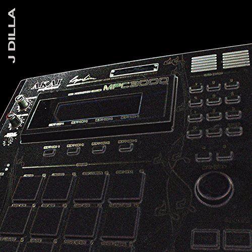 Jay Dee a.k.a. J Dilla - Lost Scrolls - Cover