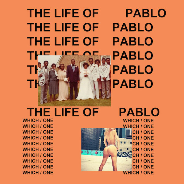 Kanye West The Life Of Pablo Cover WHUDAT