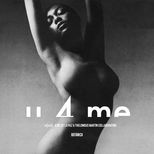 Thelonious Martin U4ME EP Cover WHUDAT