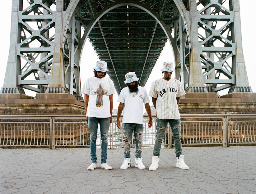 Flatbush Zombies 3001 A Laced Odyssey_Photo WHUDAT