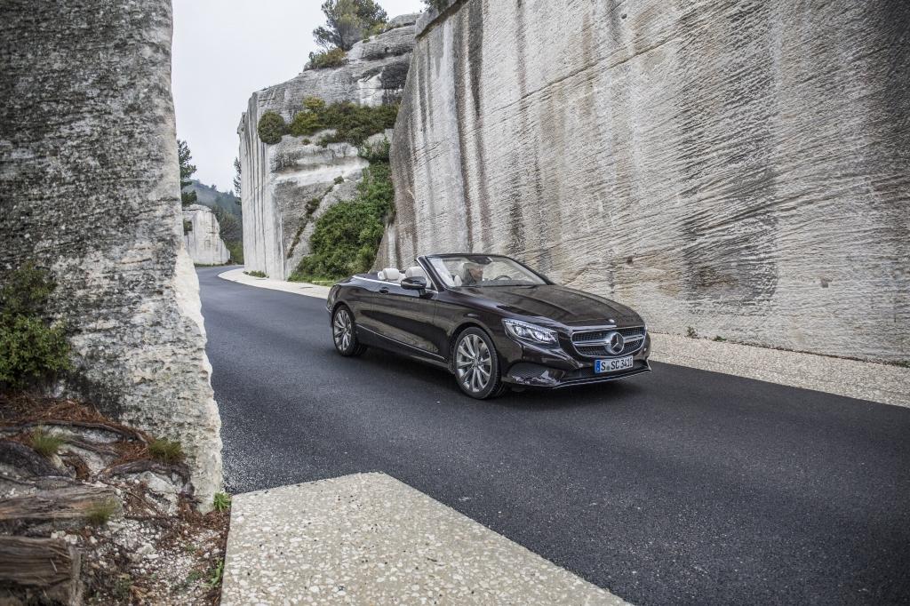 14 Mercedes Benz S Cabrio Nizza 100 WHUDAT