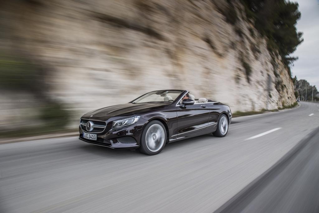 15 Mercedes Benz S Cabrio Nizza 100 WHUDAT
