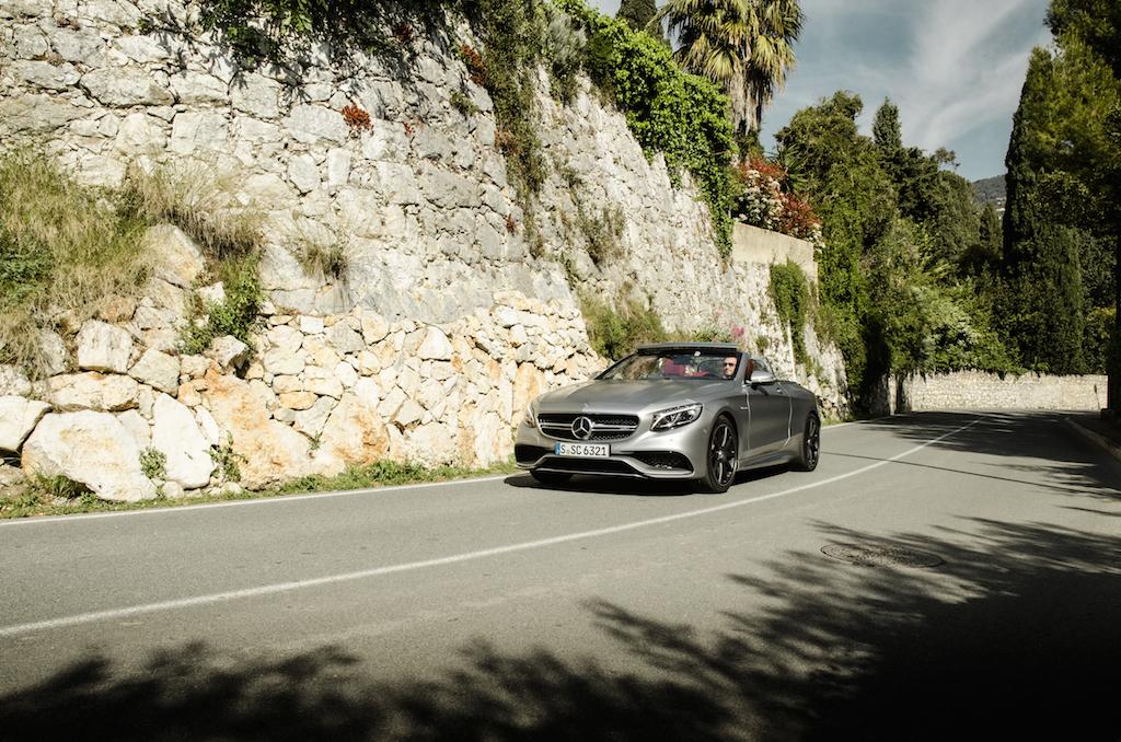 31 Mercedes Benz S Cabrio Nizza 100 WHUDAT
