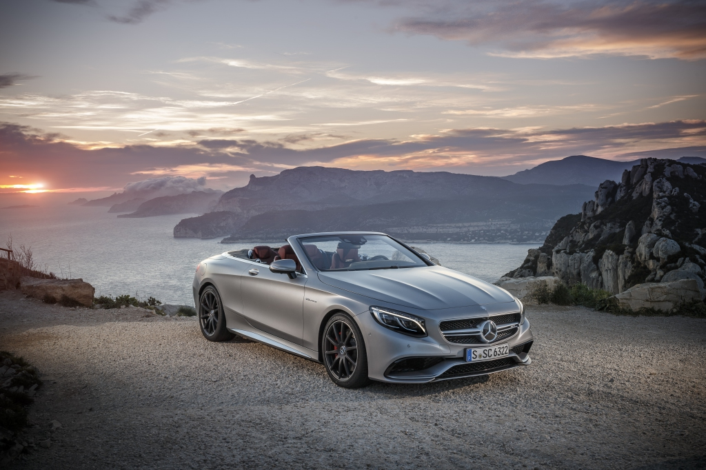 34 Mercedes Benz S Cabrio Nizza 100 WHUDAT