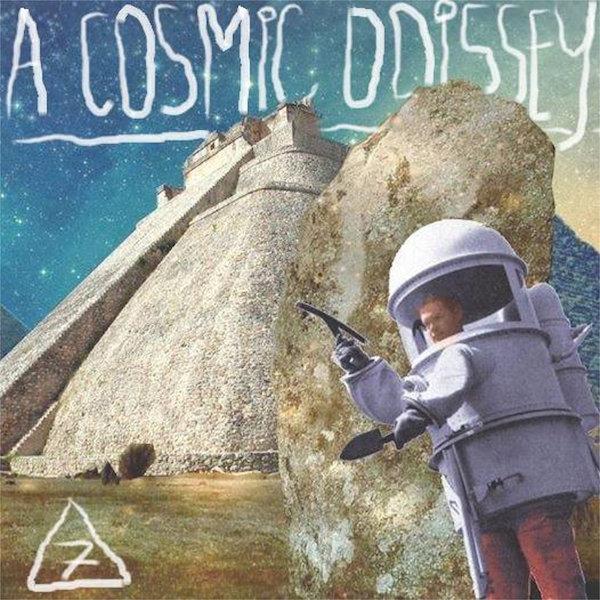 A Cosmic Odissey Shungu Cover WHUDAT Cosmic Pop Records