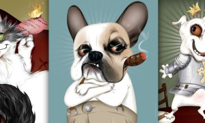 Adorable_Pet_Portraits_by_Illustrator_Chris_Beetow_2016_header