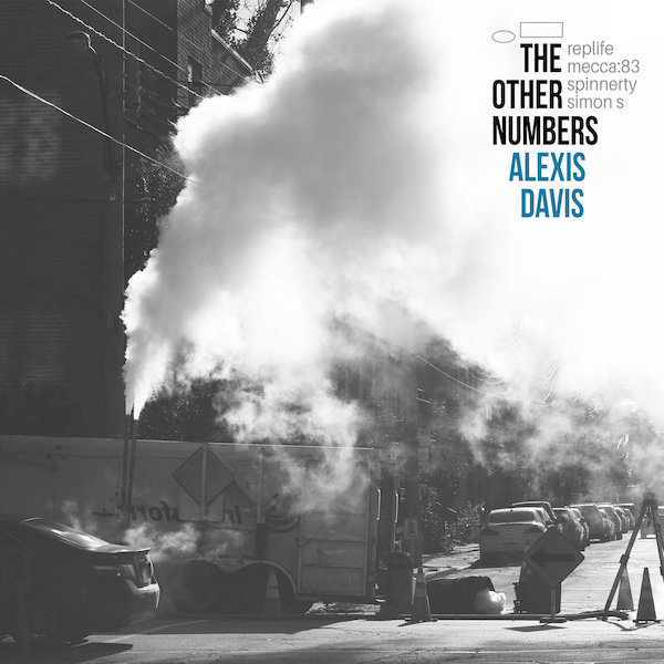 Alex Davis The Other Numbers Cover WHUDAT