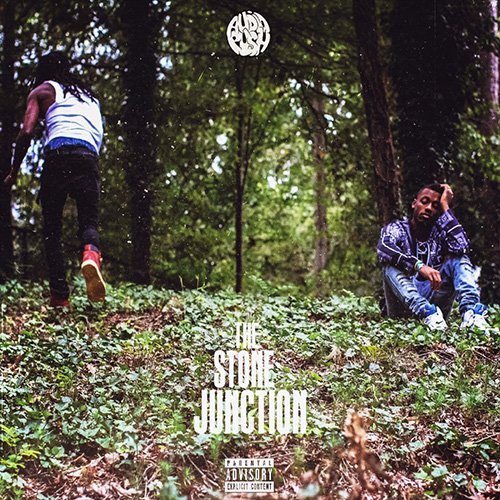 Audio Push The Stone Junction EP Cover WHUDAT