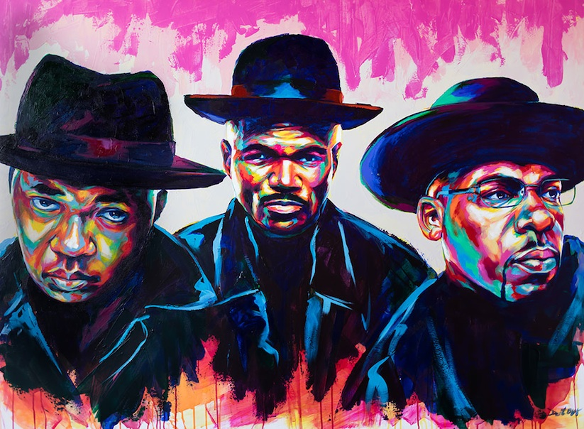 Colorful_Acrylic_Portrait_Paintings_of_Icons_from_Music_Sports_by_Artist_Thomas_Detour_Evans_2016_04