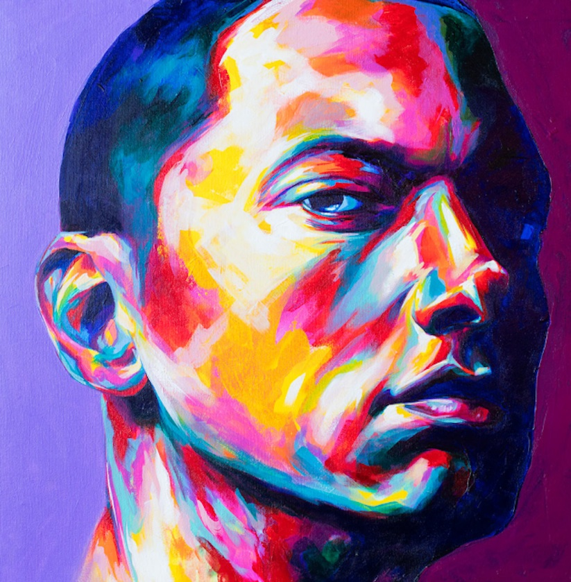 Colorful_Acrylic_Portrait_Paintings_of_Icons_from_Music_Sports_by_Artist_Thomas_Detour_Evans_2016_07