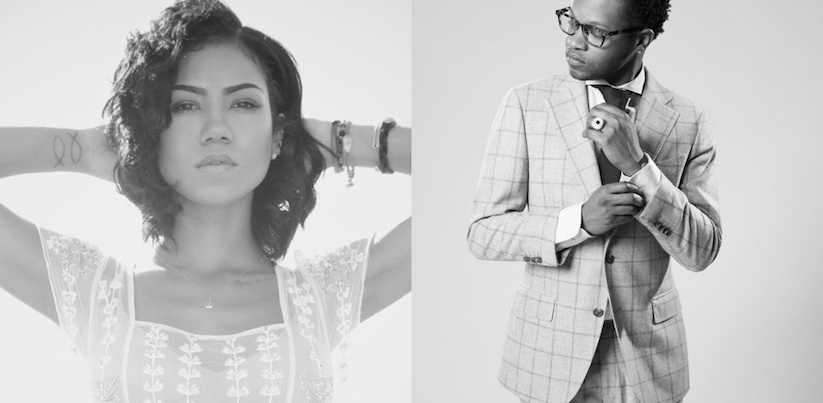 Jhene Aiko and BJ the Chicago Kid RB Boiler Room Live Sets WHUDAT