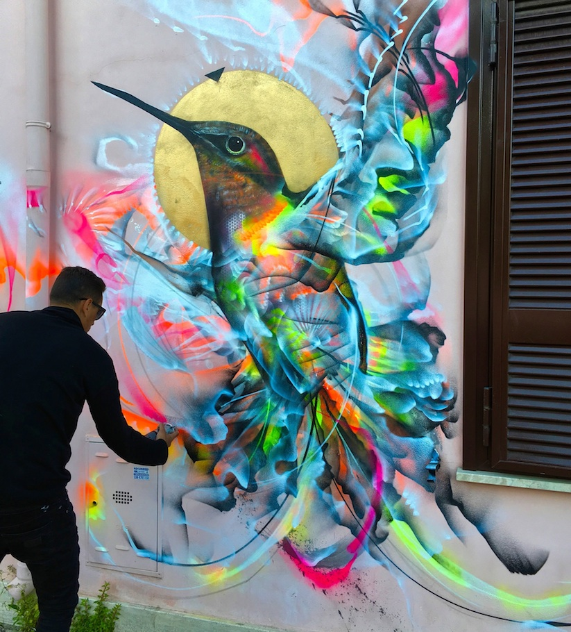 Magic_Birds_New_Spray_Painted_Birds_by_L7m_in_Rome_Italy_2016_06
