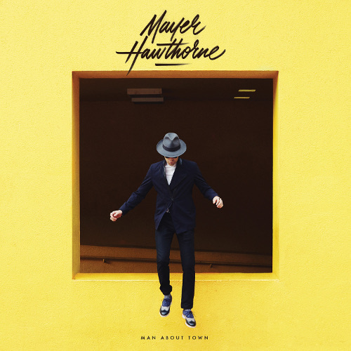 Mayer Hawthorne Man About Town Cover WHUDAT