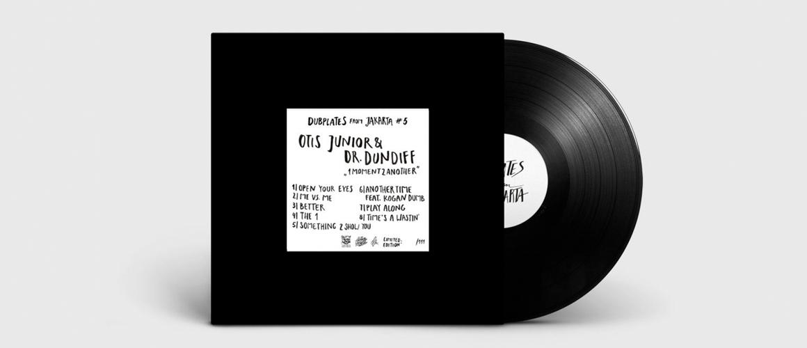 Otis Junior and Dr Dundiff Jakarta Duplate 5 Cover WHUDAT