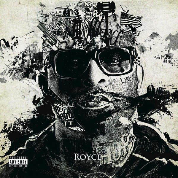 Royce Da 5' 9 Layers Cover WHUDAT