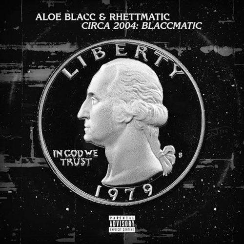 Aloe Blacc and DJ Rhettmatic Blaccmatic Cover WHUDAT