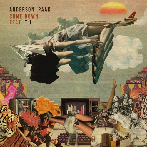 Anderson Paak TI Come Down Remix Cover WHUDAT