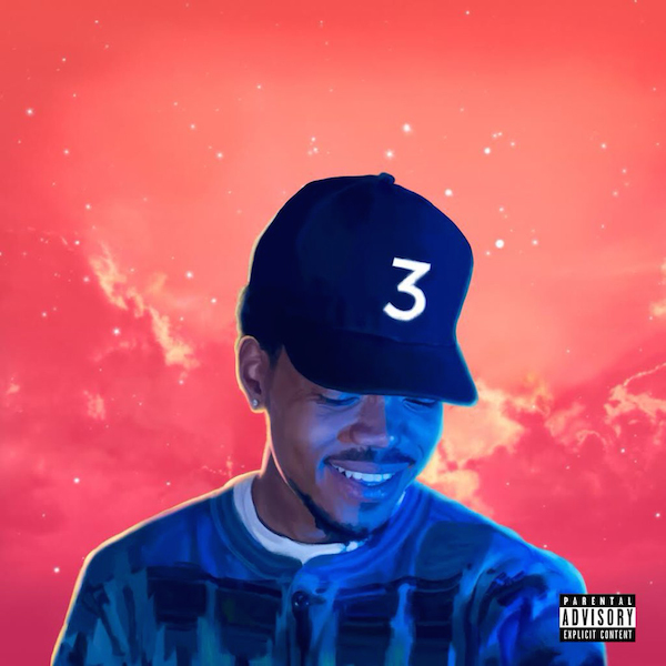Chance The Rapper Coloring Book Chance 3 Cover WHUDAT