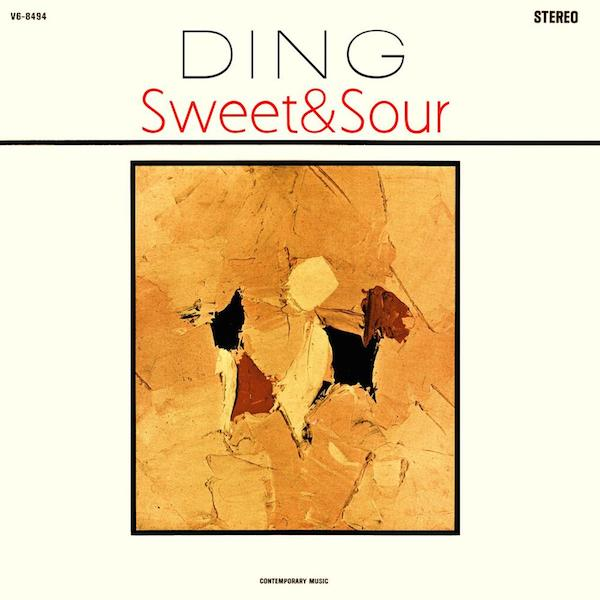Ding Sweet Sour Cover WHUDAT