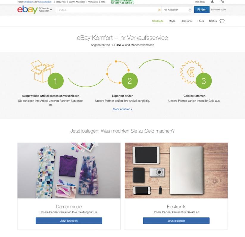 klamotten und elektroartikel jetzt ganz einfach von profis verkaufen. Black Bedroom Furniture Sets. Home Design Ideas