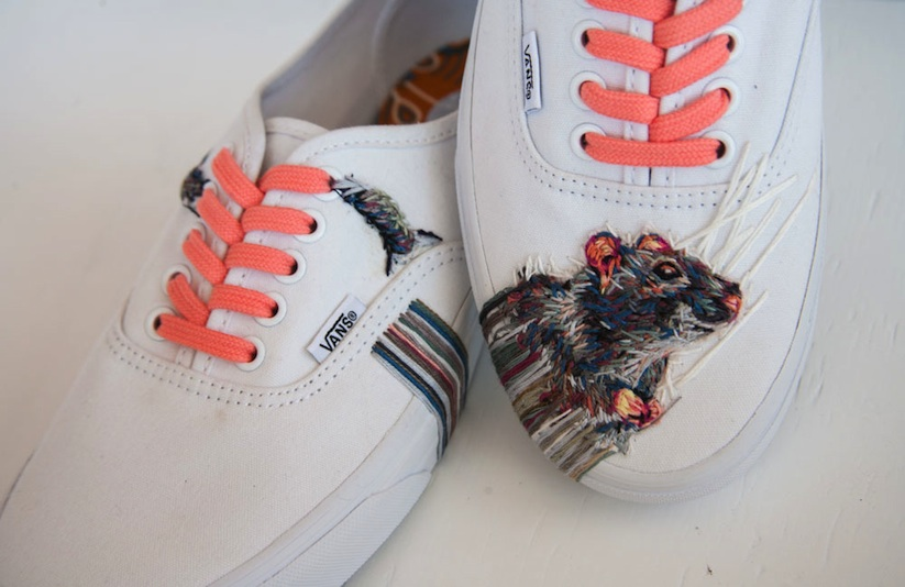Embroidered_Artworks_on_Sneakers_and_Rackets_by_Danielle_Clough_2016_01