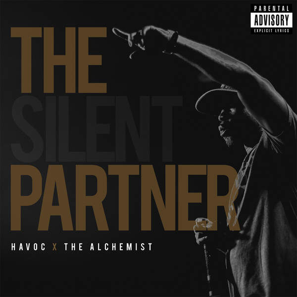 Havoc The Alchemist The Silent Partner Cover WHUDAT