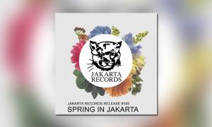 Jakarta Spring in Jakarta BB WHUDAT